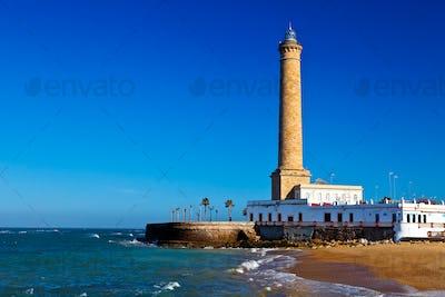 Lighthouse of Chipiona, Cadiz