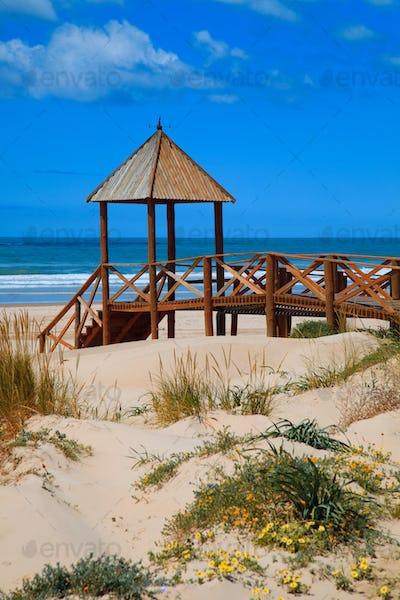 Cortadura's Beach - Cadiz