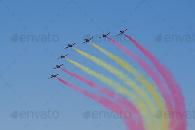 Acrobatic patrol