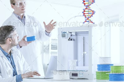 3d printer for chemistry research
