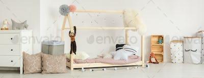 Baby room interior design