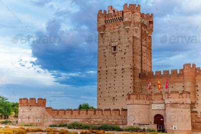 Castle of the Mota