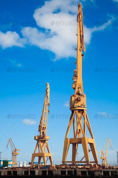 Dockyards of Cádiz