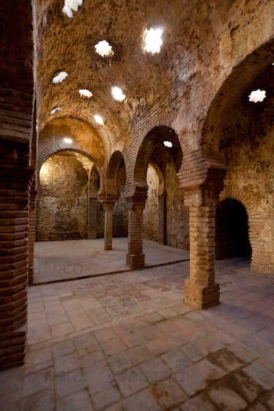 Arabic baths of Ronda