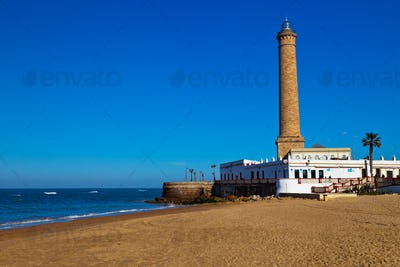 Lighthouse of Chipiona, Cadiz