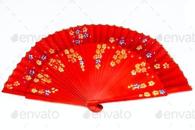 Spanish fan