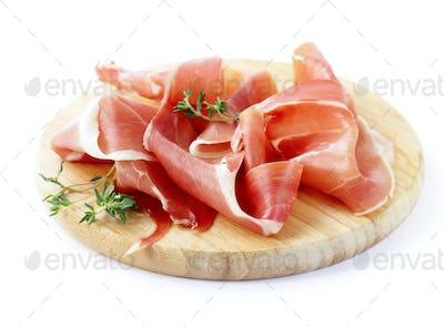 Smoked Parma