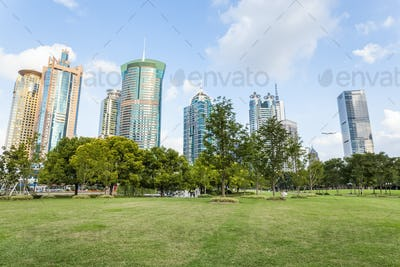 city park in shanghai
