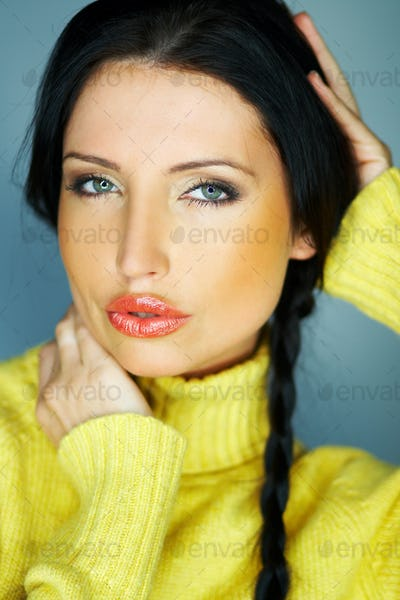 Yellow one