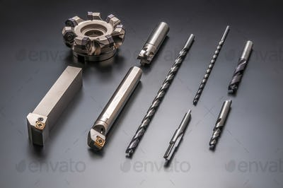 Auto parts and drilling bits