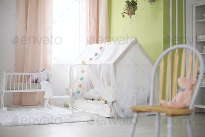 Baby room with style