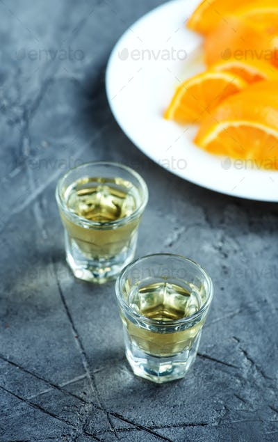 orange licuor