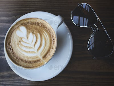 Latte and Shades