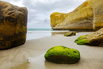 Tunnel Beach New Zealand