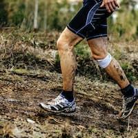 Feet Male Runner