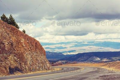Million dollar highway