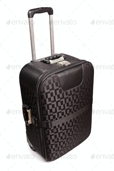 Travel bag isolated