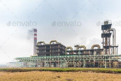 sulfuric acid plant