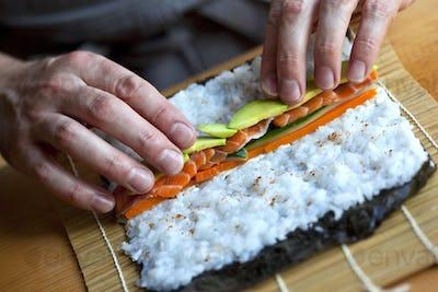 Cooking Maki
