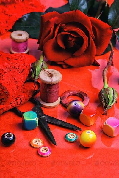 beads for needlework