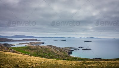 Ring of Kerry landscape