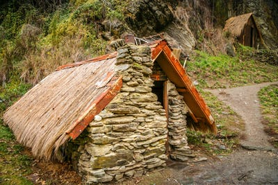 Tiny old home