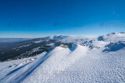 Winter in Karkonosze