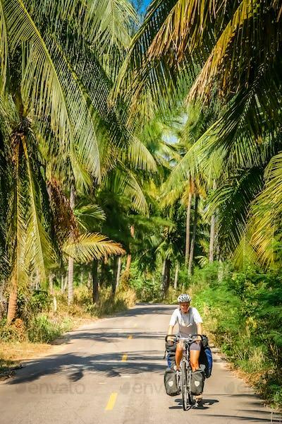 Cycling through Thailand