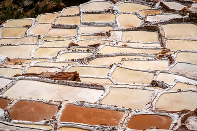 Terraced Salt Mine