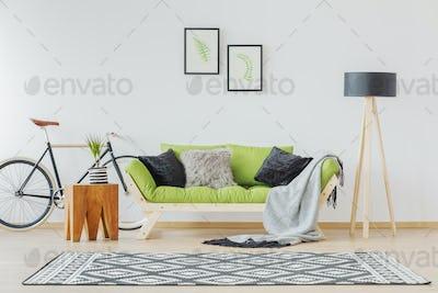 Simple scandinavian design