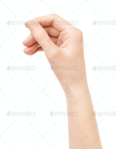 Holding Virtual Card