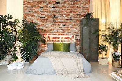 Eco, natural bedchamber