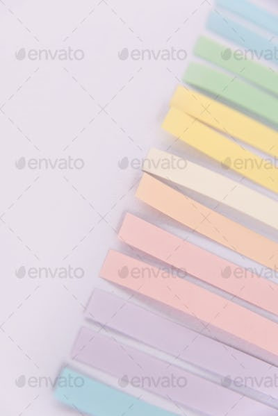 Business graphics diagrama isolated
