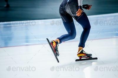Feet Girl Athlete Skaters