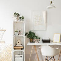 Nice and stylish home office