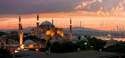 Ayasofya in Istanbul