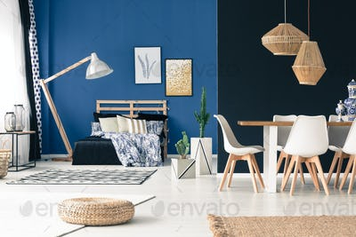 Multifunctional living space