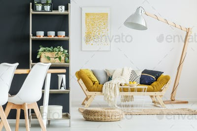 Small stylish table