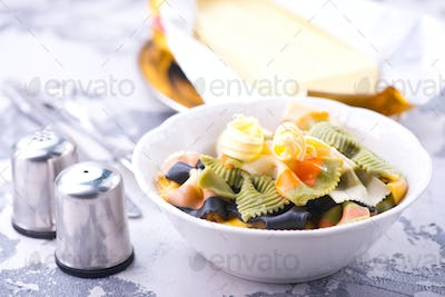 pasta with butter