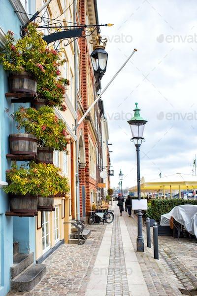 Colorful hauses, Nyhavn, Copenhagen