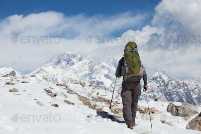 Hike in Himalaya