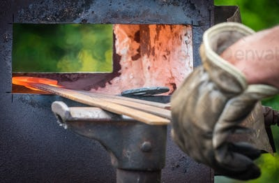 Hot temperature furnace
