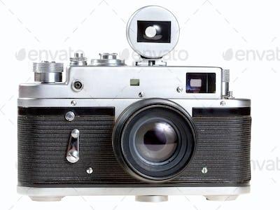 old film photocamera