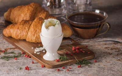 Morning egg