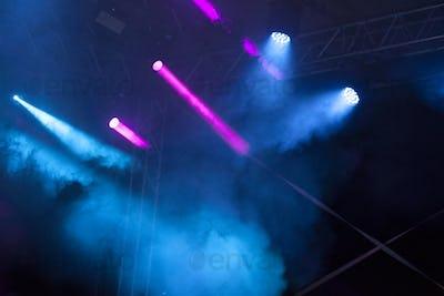 Spot Stage lights