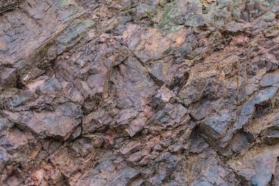 Background of iron ore
