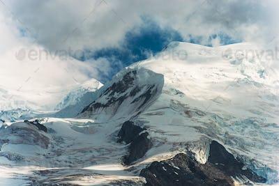 Massive Mountain Glaciers