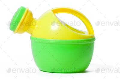 toy plastic watering can