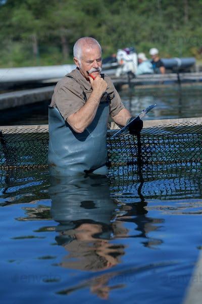 a fisherman's problem