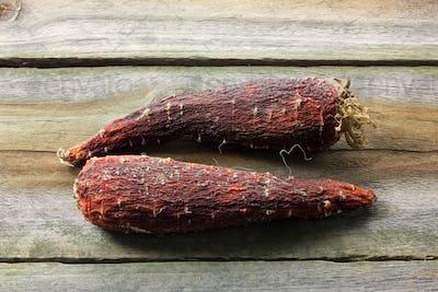 Rotten Carrots